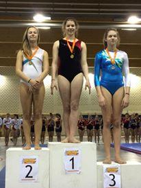 2de wedstrijd voor keurgroep meisjes te Oostkamp was zeer geslaagd!