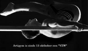 """Artigym is """"VZW"""" sinds oktober 2015"""