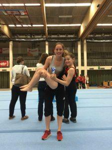 Emma onverwachts op Vlaams Kampioenschap